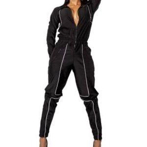 Milano Di Rouge Venous & Mars Jumpsuit Size XS